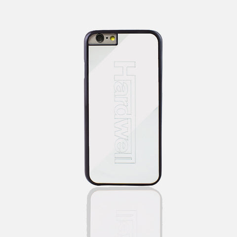 Hardwell Silver Phone Case (I Phone 6/6S Plus ) - Edmotic