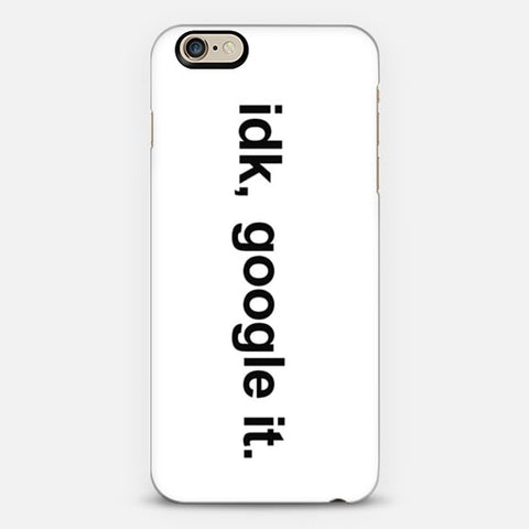 idk, Google it iPhone 6/6s Plus Case