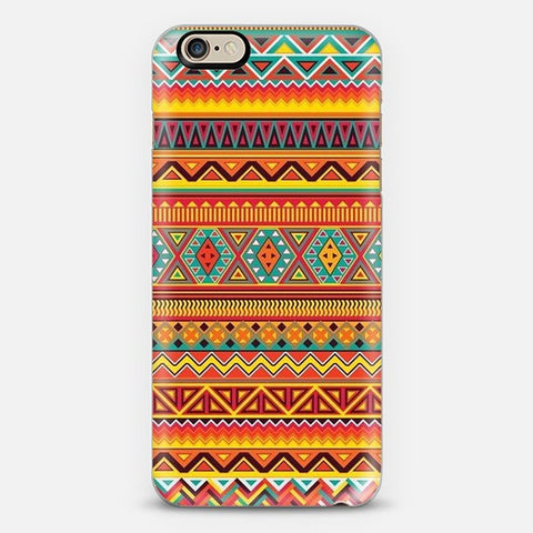 Indian Aztec iPhone 7 Case - Edmotic