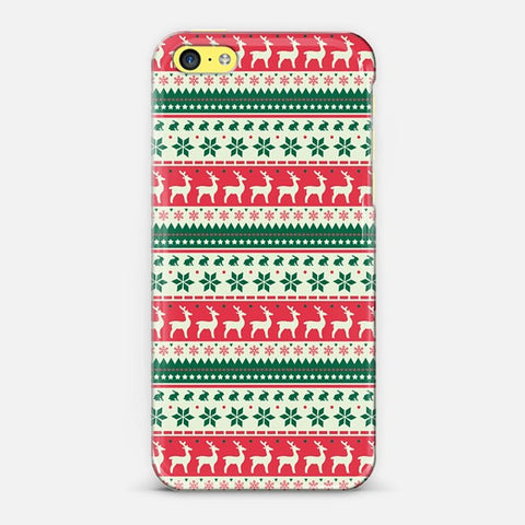 Christmas Aztec Iphone 5c Case - Edmotic
