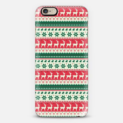 Christmas Aztec iPhone 7 Case - Edmotic