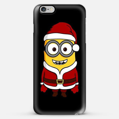 Santa Minion Iphone 6 Plus Case - Edmotic
