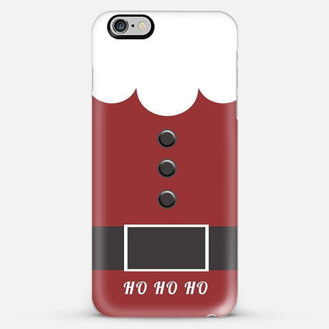 Ho Ho Santa Iphone 6 Plus Case - Edmotic