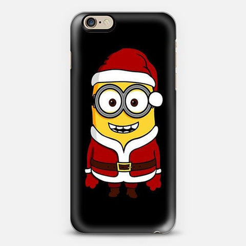 Santa Minion iPhone 7 Case - Edmotic