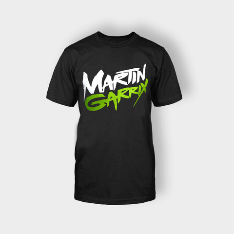 MARTIN GARRIX T-SHIRT BLACK - Edmotic