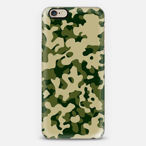 Military iPhone 6/6s Plus Case - Edmotic
