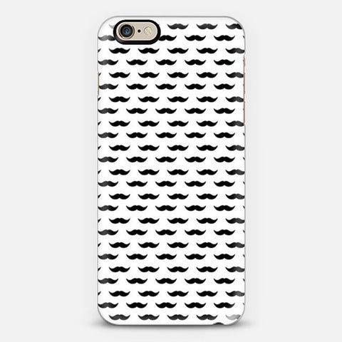 Moustache iPhone 7 Case - Edmotic
