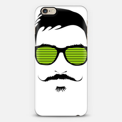 Mustache Life iPhone 7 Case - Edmotic