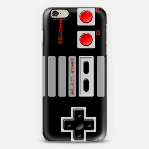 Nintendo Controller iPhone 7 Case - Edmotic