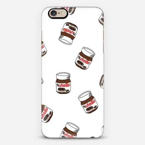 Nutella iPhone 6 Plus Case - Edmotic