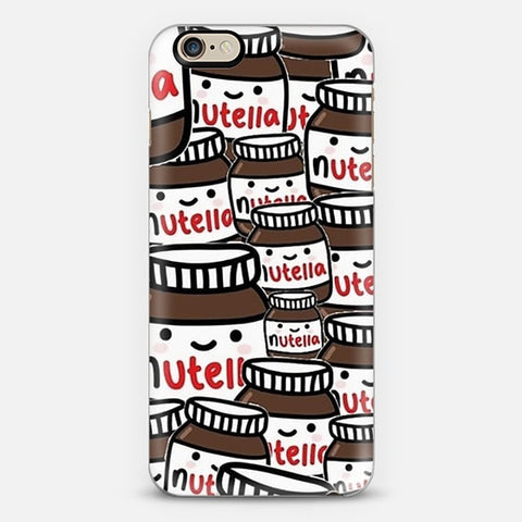 Nutella Love iPhone 6 Plus Case - Edmotic