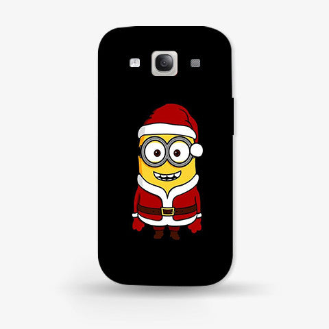 Santa Minion Samsung Galaxy S3 CASE - Edmotic