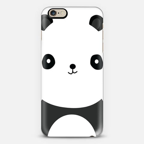 Panda iPhone 7 Case - Edmotic