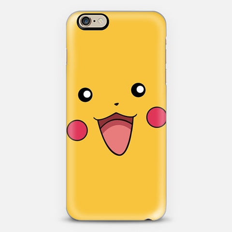 Pika Mon iPhone 6/6s Plus Case - Edmotic