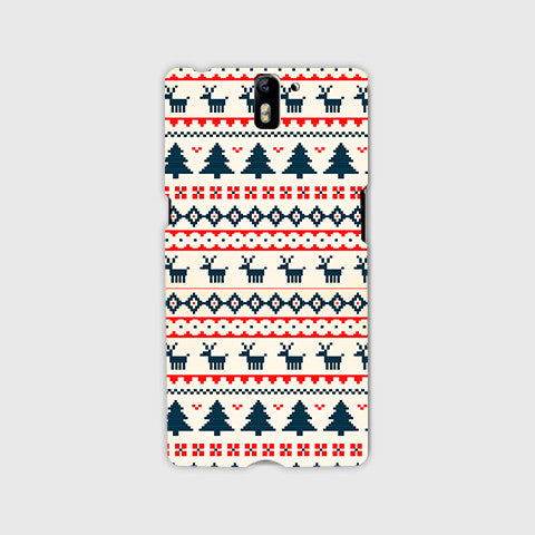Christmas Snow Aztec (One Plus One ) - Edmotic