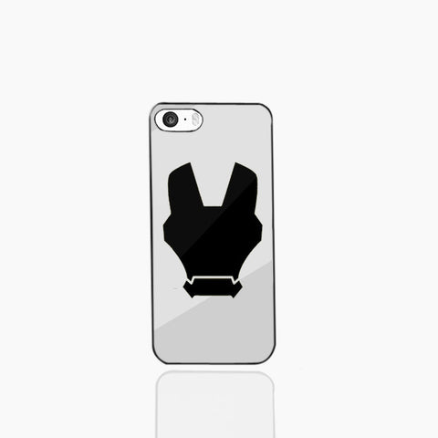 Iron Man Silver Phone Case (I Phone 5) - Edmotic - 1