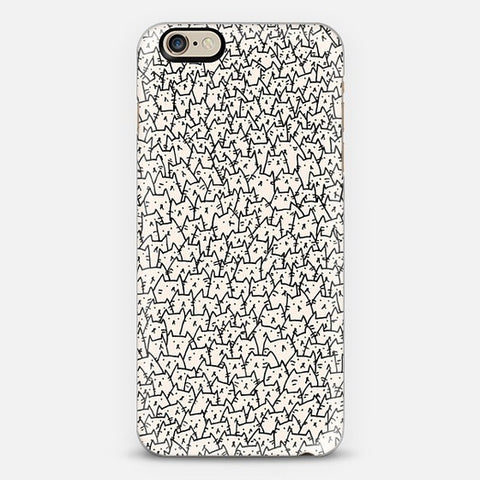 So Many Cats iPhone 7 Case - Edmotic