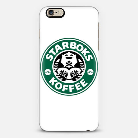 Starboks Koffee iPhone 6/6s Plus Case - Edmotic