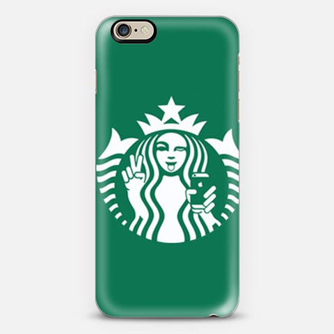 Starbucks Selfie Iphone 6s case - Edmotic