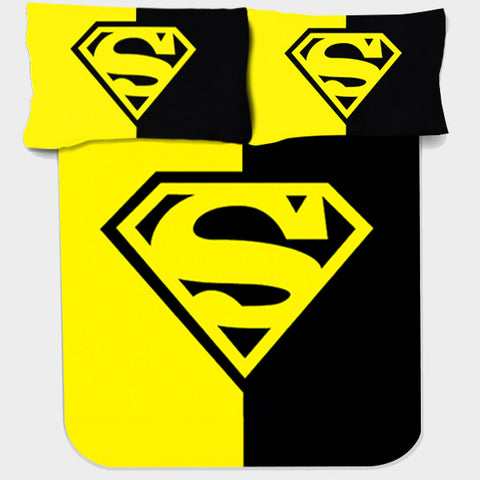 SUPERMAN BEDSHEET - Edmotic - 1