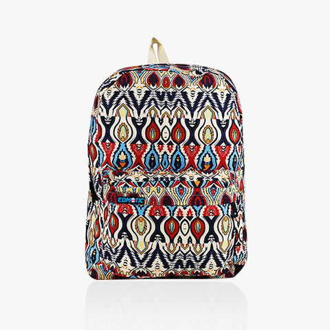 AZTEC OVERLAP UNISEX BACKPACK - Edmotic - 1