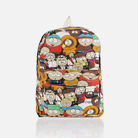 ERIC CARTMAN UNISEX BACKPACK - Edmotic - 1