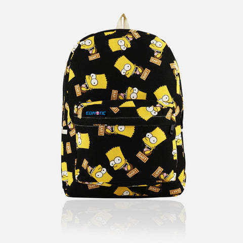 BART UNISEX BACKPACK - Edmotic - 1