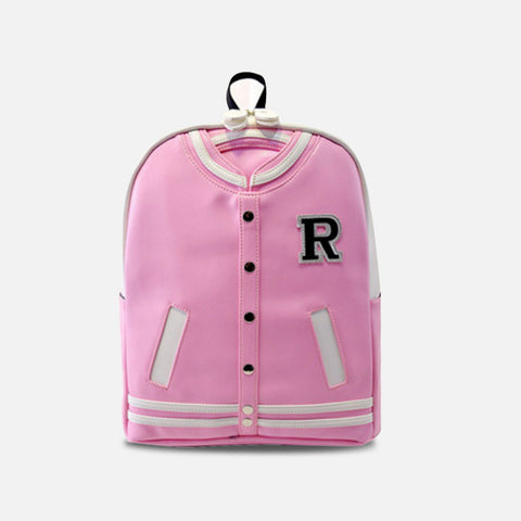 JACKET BACKPACK PINK - Edmotic - 1