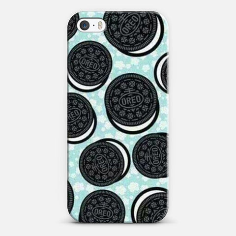 Uh.Oh.Oreo iPhone 5/5s Case - Edmotic