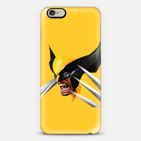 Wolverine  Iphone 6s case - Edmotic