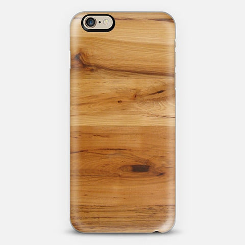 Wood iPhone 6 Plus Case - Edmotic
