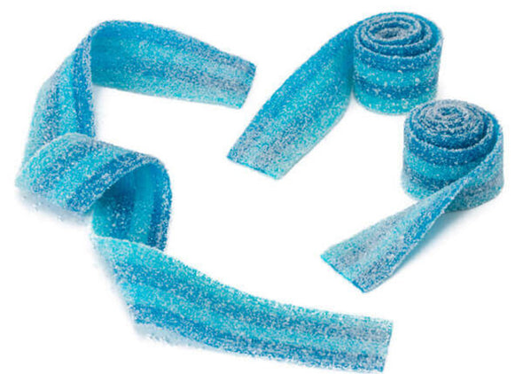 Sour Belts Berry Blue