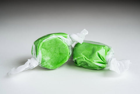 Sour Apple Salt Water Taffy