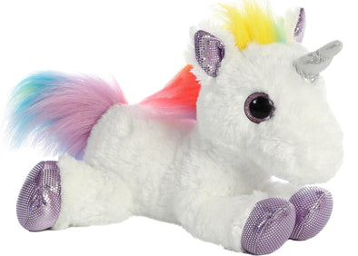"Sparkle Tales 12"" Rainbow Unicorn"