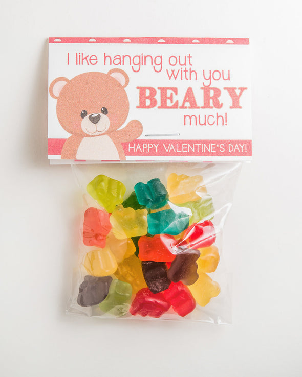 Beary Much Valentine