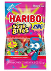 Haribo Zing Sour Bites 4.5oz Bag