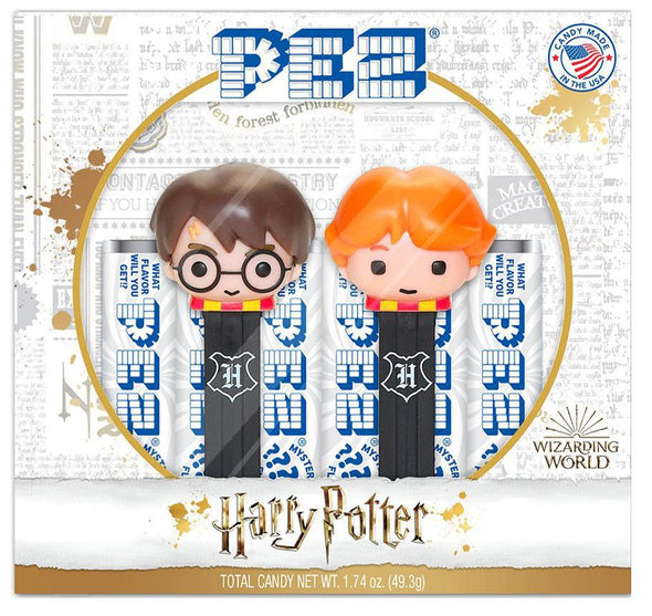 Harry Potter Pez Twin Pack