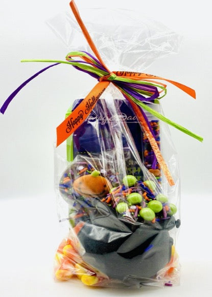 Halloween Hot Chocolate Kit