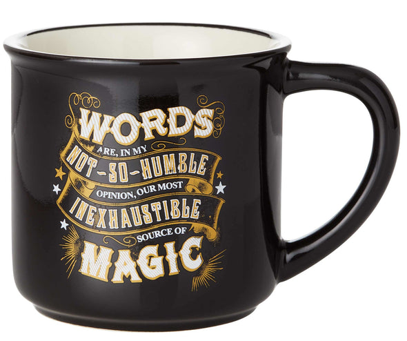 Harry Potter Black Magic Mug
