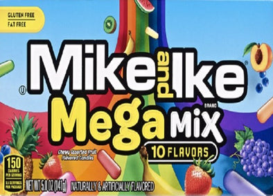 Mike and Ike Mega Mix Theater Box