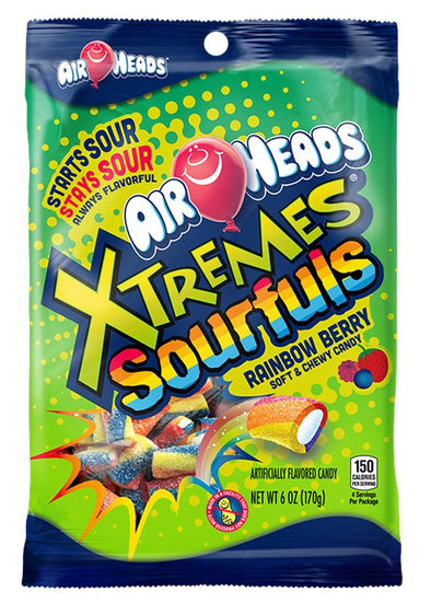 Airheads Xtremes Sourfuls Bites