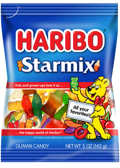 Haribo Starmix 5oz Bag