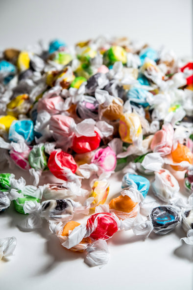 37 Flavor Assortment of Taffy