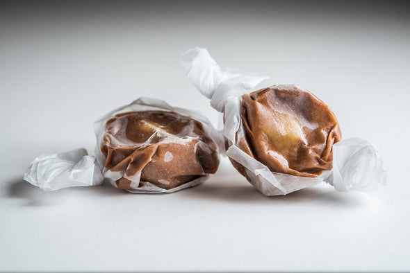 Chocolate Peanut Butter Salt Water Taffy
