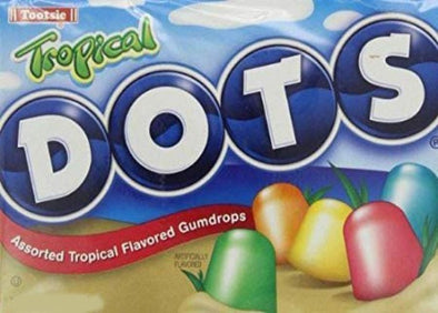 Dots Tropical Theater Box