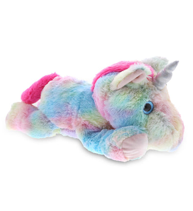 Super Soft Rainbow Unicorn DolliBu