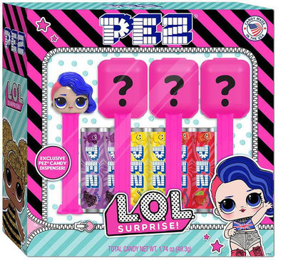 L.O.L. Surprise Pez Set