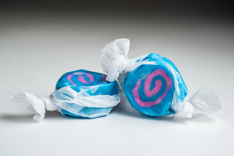Bubble Gum Salt Water Taffy