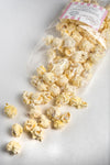 White Chocolate Covered Popcorn