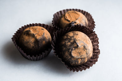 Double Chocolate Truffles